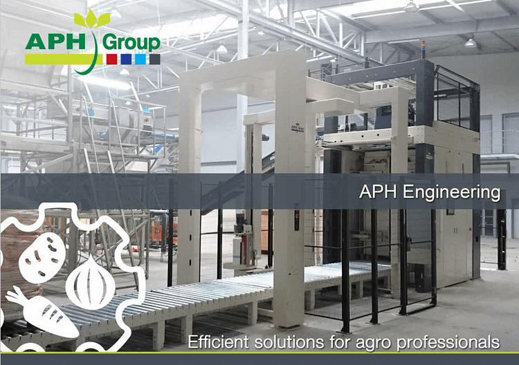 APH Group engineering catalouge English