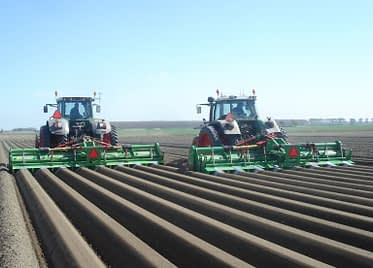 Baselier 8FK rotary cultivators