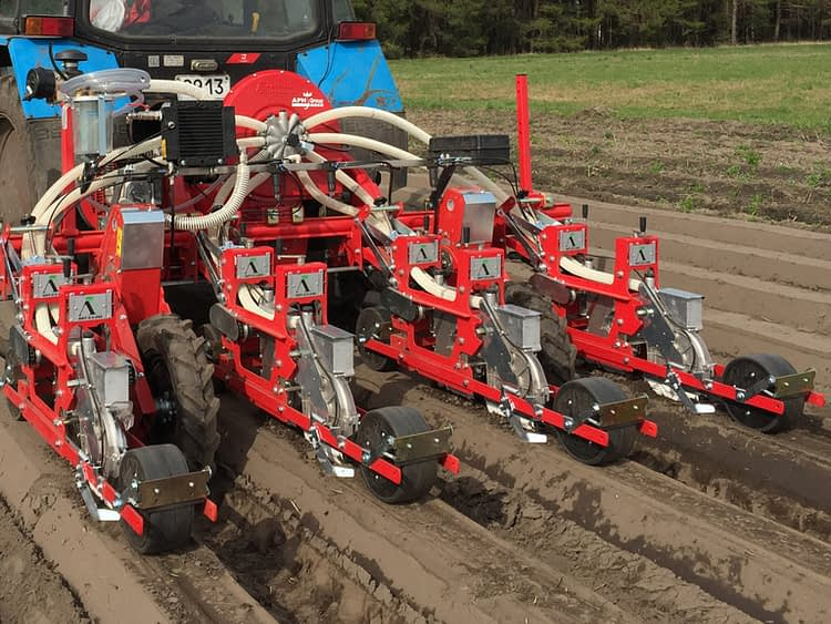 Agricola Italiana SNT2-290 4DR sowing machine
