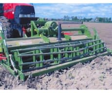 Compact Cultivator FF310