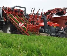 Carrot harvester GK III SE