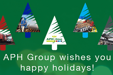 APH Group wishes you happy holidays