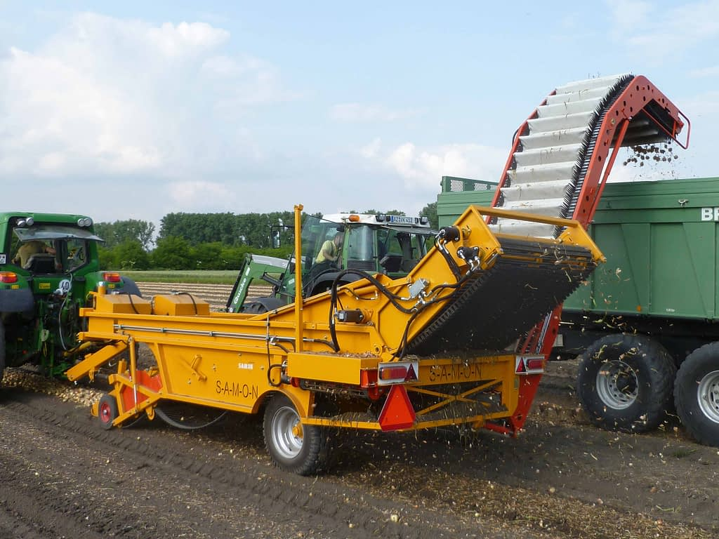 Samon onion loader SU2LS